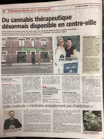 Une 2nde boutique de cannabis légal en France ! 1